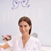 Егорова (Закирова) Алина Олеговна, врач-косметолог
