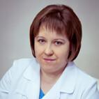 Федорич Лариса Дмитриевна, педиатр