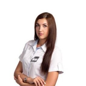 Семёнова (Данилова) Анна Сергеевна, рентгенолог