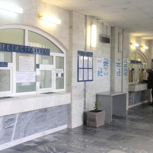 Центральная клиническая больница Гражданской Авиации, фото №3