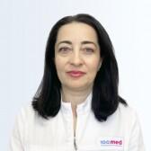 Бигаева Залина Борисовна, врач УЗД