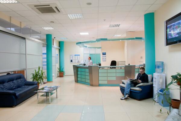 Время, международный медицинский центр