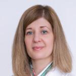 Борисова Юлия Евгеньевна, гинеколог