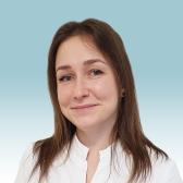 Макаренко Элина Сергеевна, стоматолог-терапевт