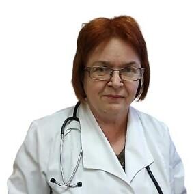 Жижина Надежда Алексеевна, эндокринолог
