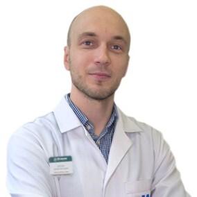 Черняков Илья Сергеевич, флеболог