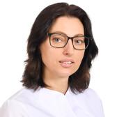 Замятина Евгения Владимировна, пульмонолог