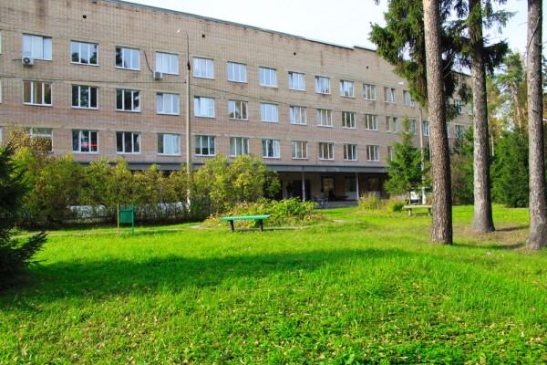 Поликлиника №5 МОБ им.Розанова