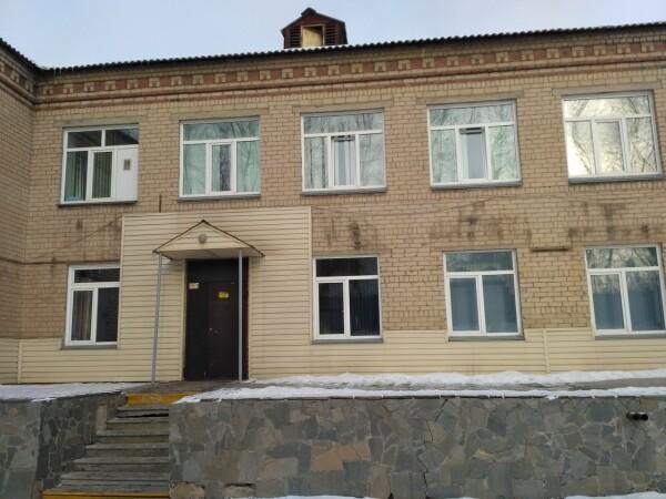 Детская поликлиника №1 на Татьяничевой