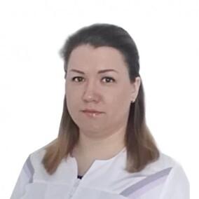 Касьянчик Кристина Владимировна, ЛОР
