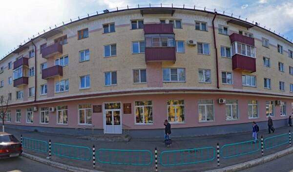 Стоматологическая поликлиника на Пролетарской 94