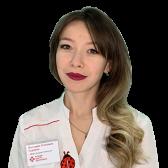 Сурнина Виктория Олеговна, врач УЗД