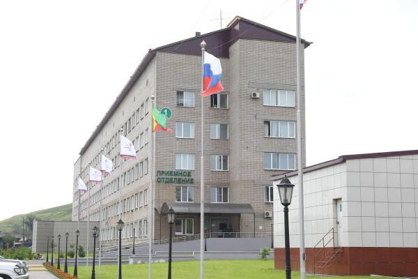 Дорожная больница на Ленина