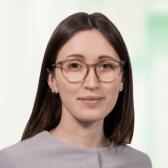 Белова Анна Александровна, врач УЗД