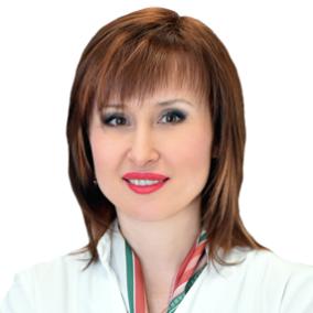 Костина Ирина Евгеньевна, гинеколог