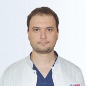 Агафонов Даниил Олегович, травматолог-ортопед