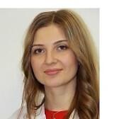 Перевалова Евгения Валерьевна, офтальмолог