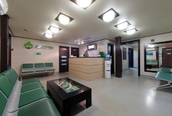 Клиника Добромед в Зеленограде ст. Крюково