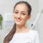 Шхагошева Ася Артуровна, детский стоматолог