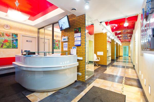 Клиника «Ниармедик» на 1-й Владимирской