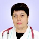 Асманкина Елена Георгиевна, педиатр