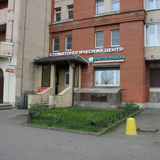 Фактор Улыбки на Коломяжском, фото №1