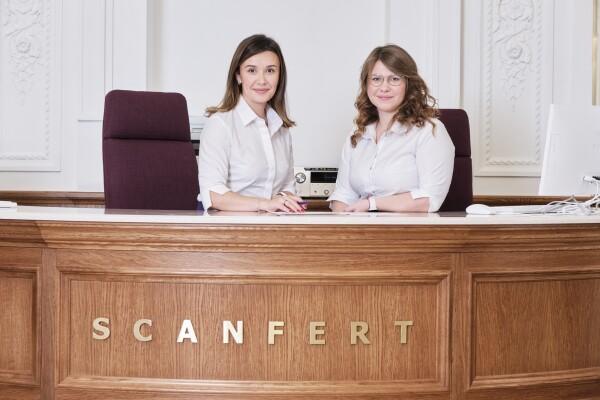Сканферт, клиника лечения бесплодия