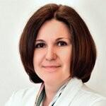 Осетрова Татьяна Сергеевна, невролог