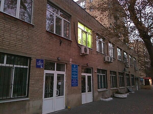 Детская поликлиника №2 на Соколова