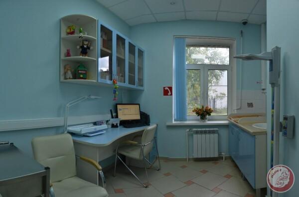 Детская клиника при Роддоме №4