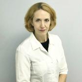 Белкина (Баженова) Юлия Львовна, пульмонолог
