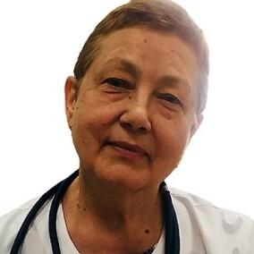 Хисамутдинова Шахида Нурмухамедовна, терапевт
