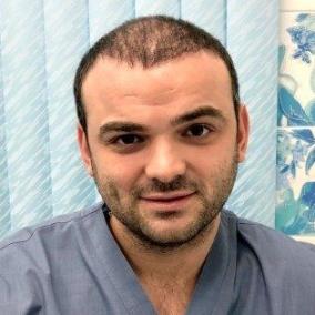 Шаматава Ника Едишерович, стоматолог-терапевт