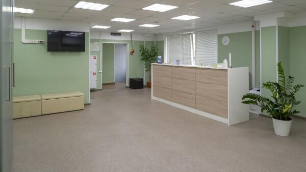Клиника Астери-Мед на Велозаводской