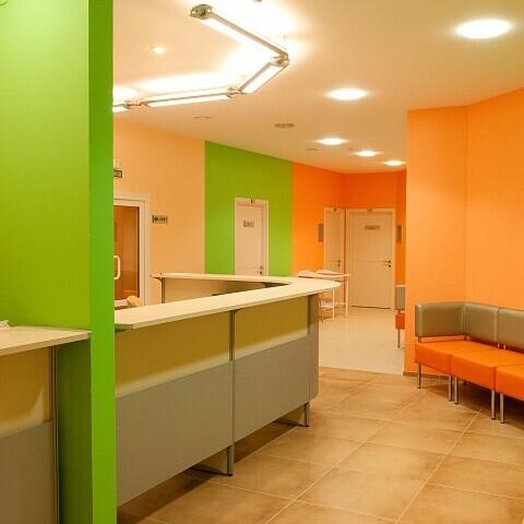 Клиника Скандинавия на Беринга, фото №1