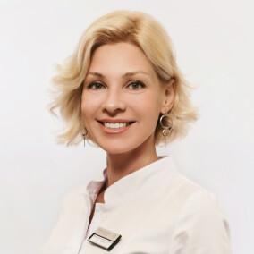 Кондратьева Полина Георгиевна, гинеколог