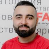 Гусейнов Эльдар Алиевич, стоматолог-терапевт