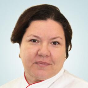 Машкова Нелли Геннадиевна, стоматолог-ортопед