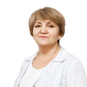 Алборова Жанна Сосланбековна, врач УЗД