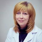 Фертикова Ульяна Петровна, педиатр