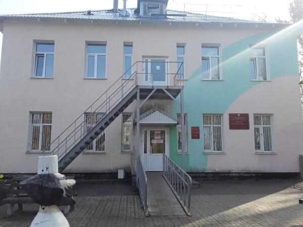 Детская поликлиника на Дзержинского