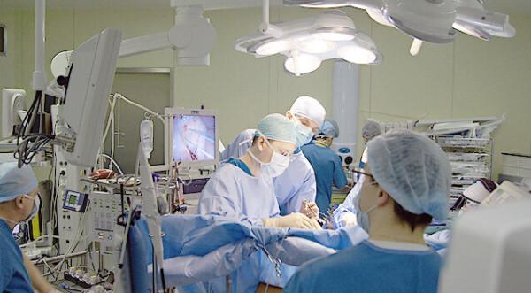 Федеральный центр сердечно-сосудистой хирургии (ФЦССХ)