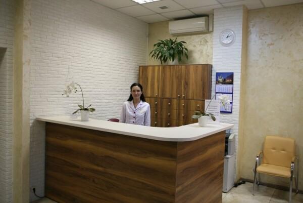 Клиника АндроМеда на Ординарной