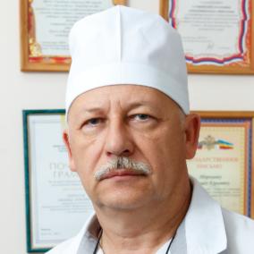 Терпугов Леонид Юрьевич, эндоскопист