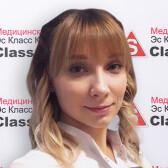 Стрельцова Анастасия Михайловна, гастроэнтеролог