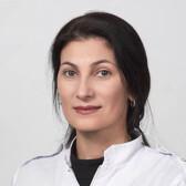Кузумова Айна Алимсултановна, врач УЗД