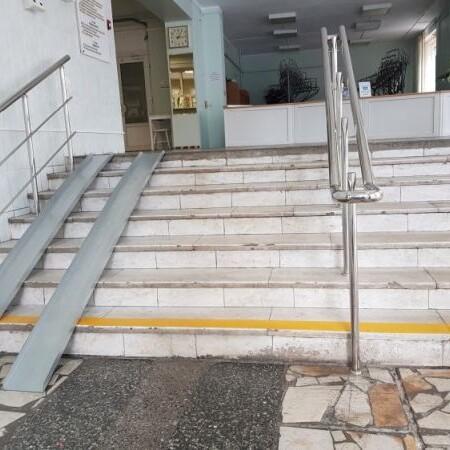 Стоматологическая поликлиника № 22 в переулке Басков, фото №3