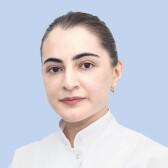 Лайпанова Снежана Анзоровна, стоматолог-терапевт