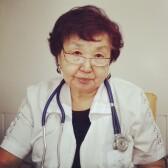 Очир-Гаряева Марема Манджеевна, кардиолог