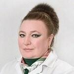 Фисенко Юлия Юрьевна, врач УЗД